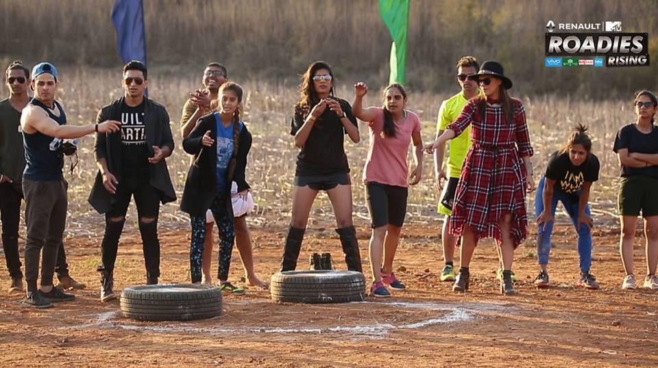 MTV Roadies Rising (Roadies X5) Episode 16 Task And