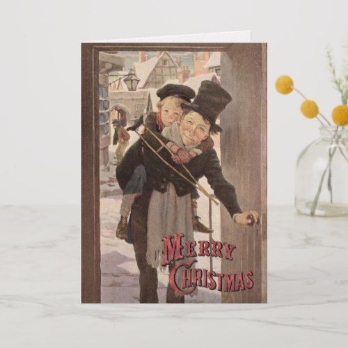 Vintage Dickens Christmas By Jessie Willcox Smith Holiday