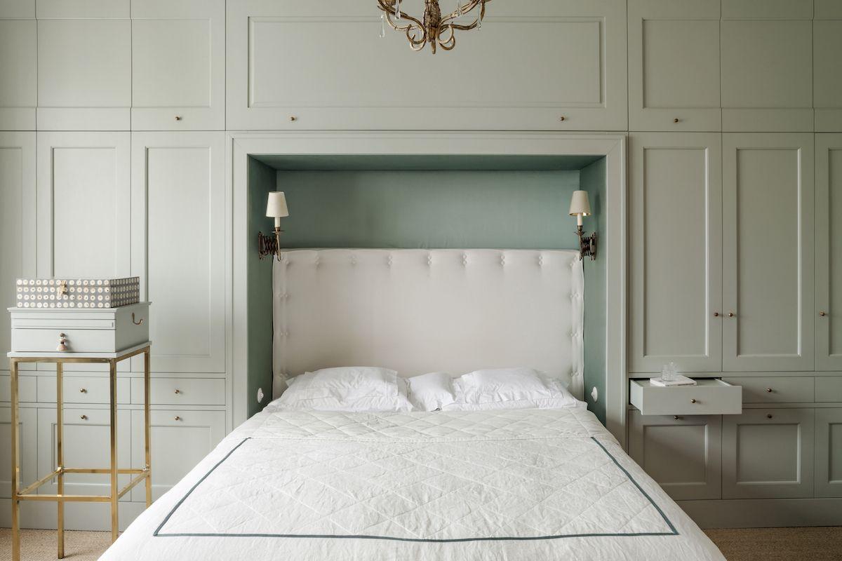 Camere Da Letto Stile Francese : Appartamento in stile francese a varsavia foto living corriere