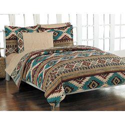 Best Sedona Southwest 7 Piece Bed In A Bag Overstock Com 400 x 300