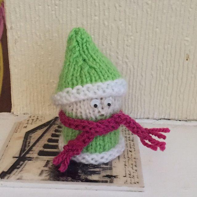 Ravelry: Christmas Cork Elves & Pals pattern by Irishmagda