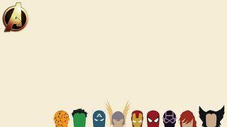 Minimalist Avengers Minimalistic 93926 Avengers Wallpaper Marvel Wallpaper Hd Marvel Wallpaper