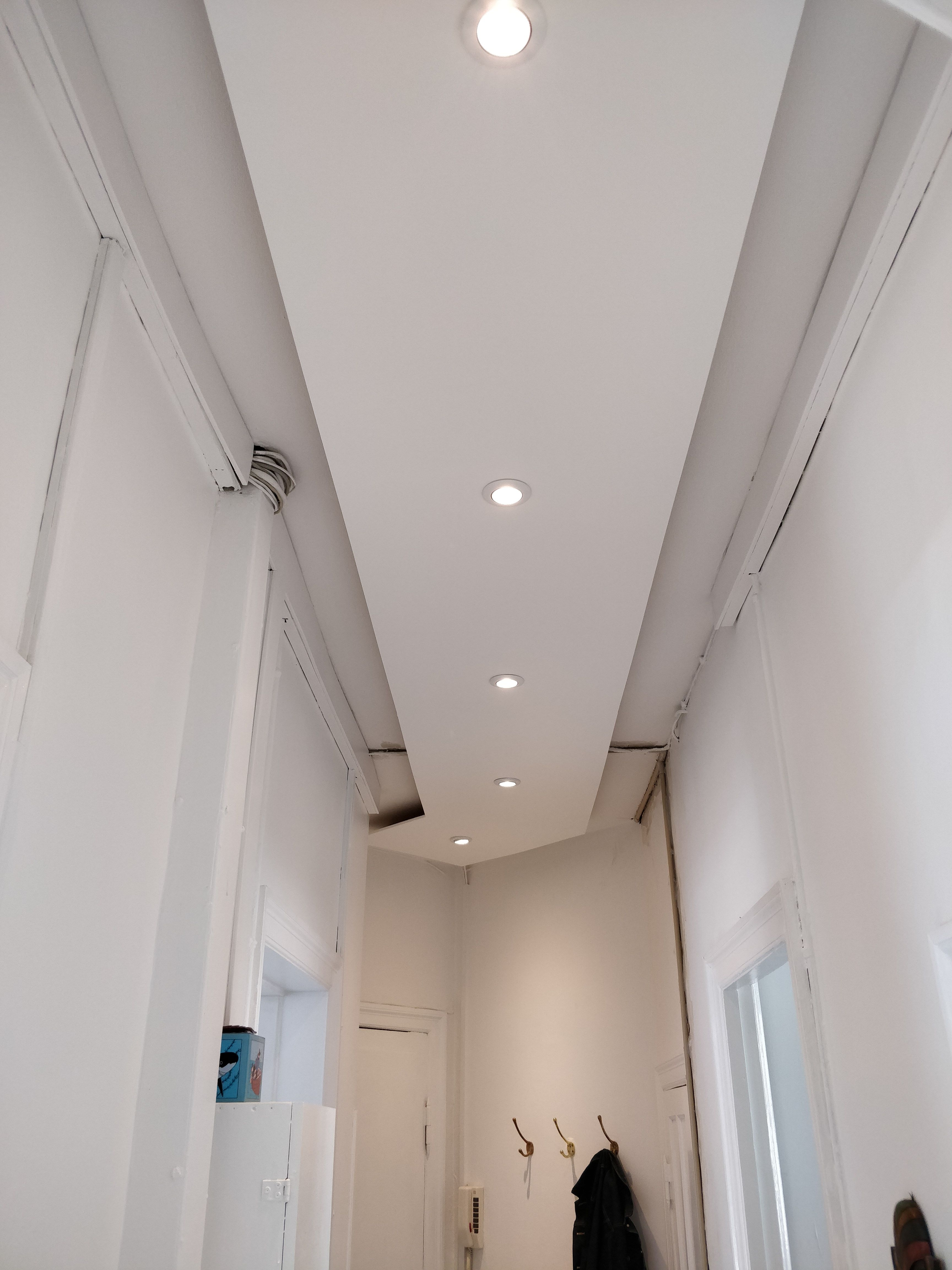 Hallway Ceiling Led Downlight Guide Handmade Crafts