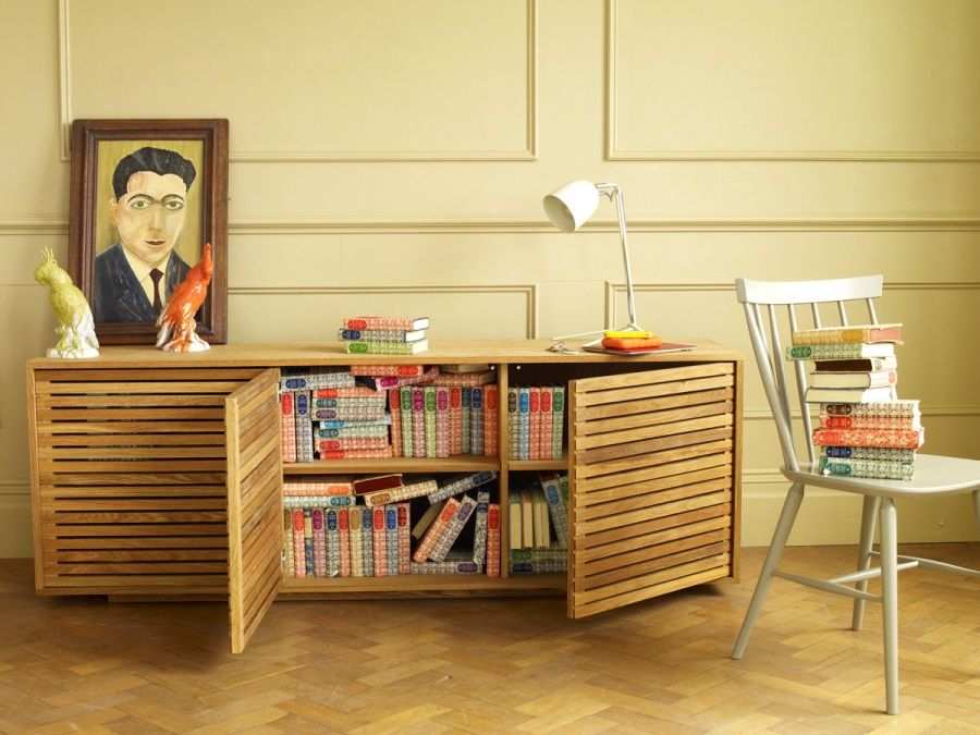 Max 3 Door Sideboard Usable For Any Type Of Storage Habitat House Design Kitchen Habitat Max Sideboard Home