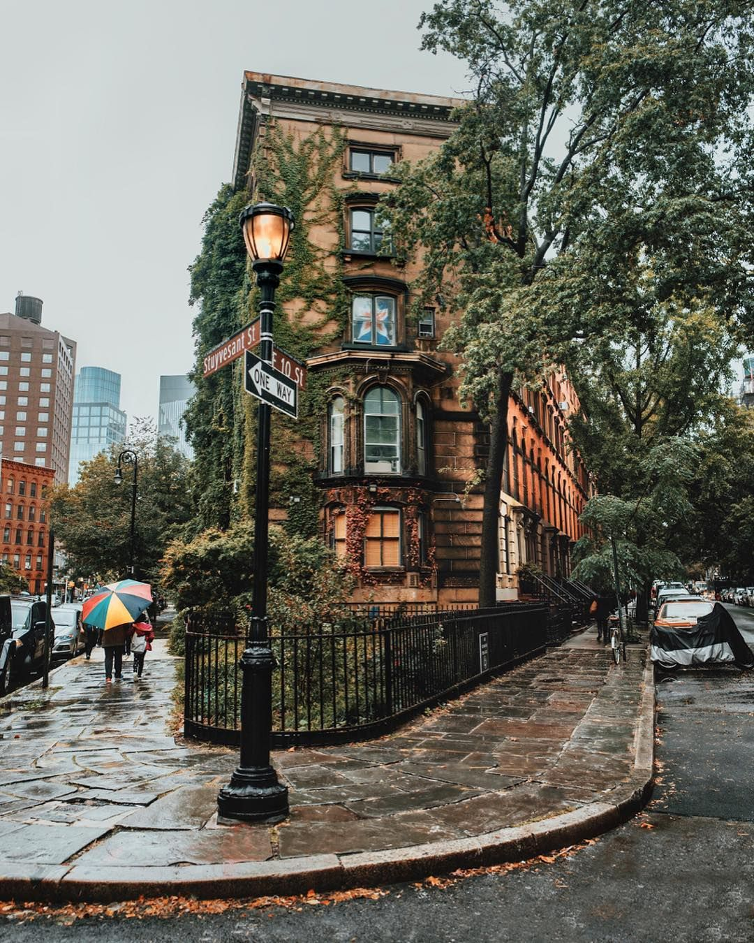 New York City Apartment Streets: Spectacular Street Photos Of New York City By Joe Thomas