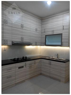 Design Kitchen Set modern kitchen set