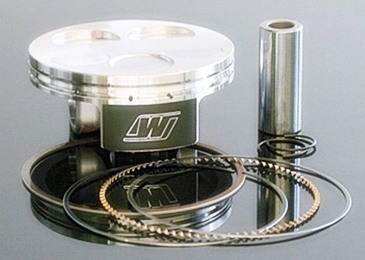 Wiseco Piston Kit STD Bore 70 00mm Suzuki TS250 1973-81