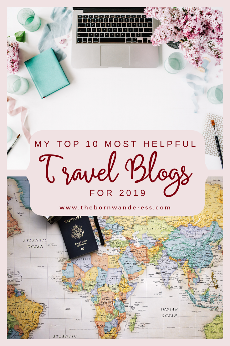 I want to make travel exciting, accessible and easier for people and you have shown me, through the articles you read, what resonates most with you. #solotravel #blogger #top10 #helpfulblogs #2019 #topposts