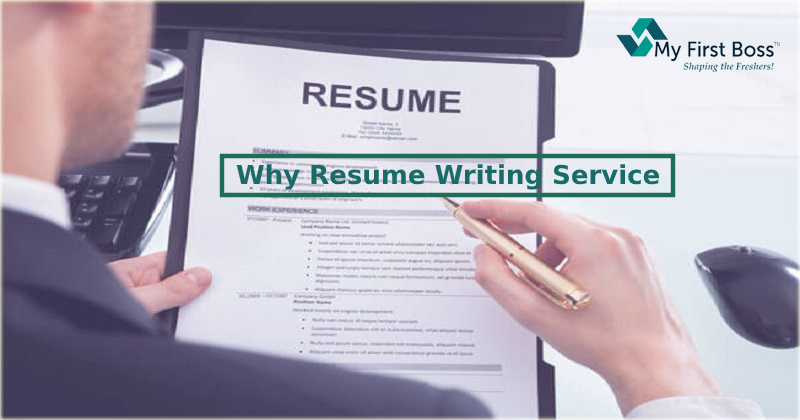 My First Boss™ offers resume services for job seekers to