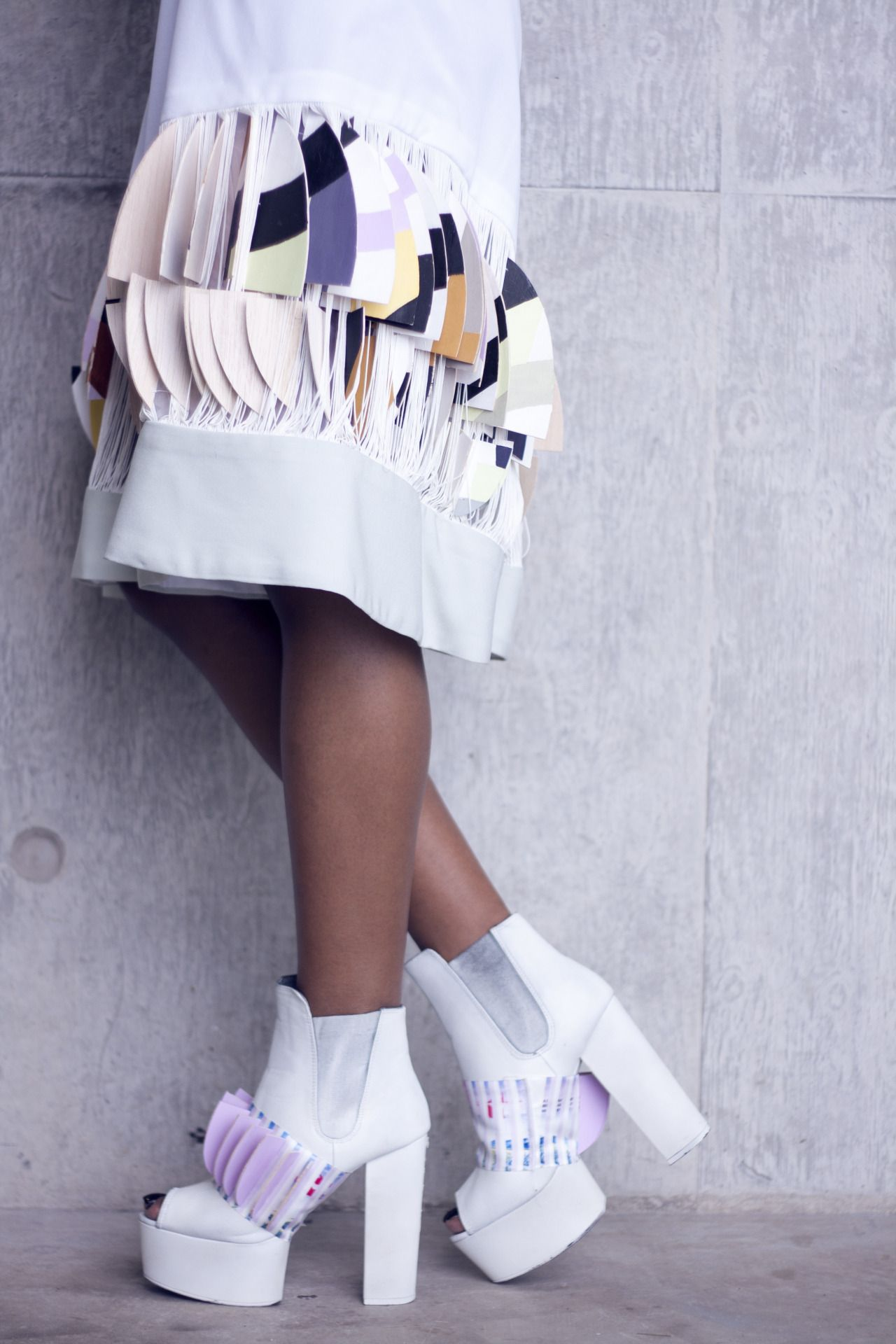 Colombine Jubert, Couture Collection- Central Saint Martins http://colombinejubertdesign.tumblr.com/