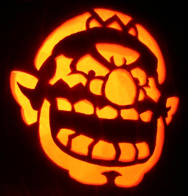 mario kart pumpkin carving patterns high quality clip art vector