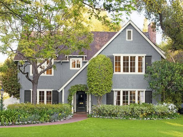 Copy The California Curb Appeal Gardens Exterior Colors And Design