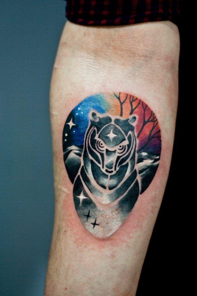 Tattoo Inked Ink Studio Wroclaw Warszawa Tatuaz