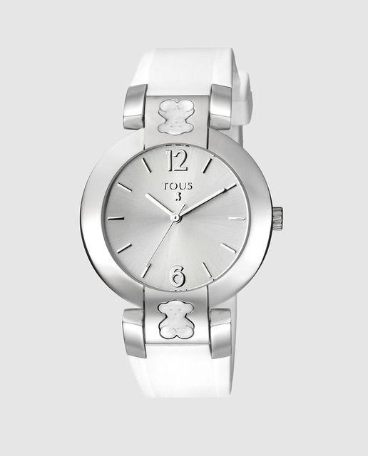 8661179a12 Reloj de mujer Plate Round Tous   Mis favoritos de Tous   Reloj ...