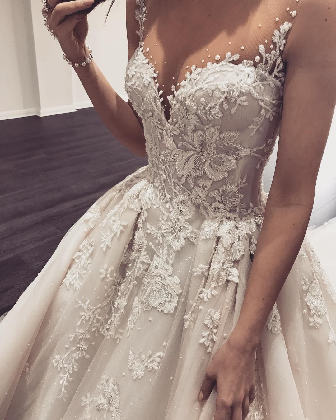 George Elsissa #weddingdress
