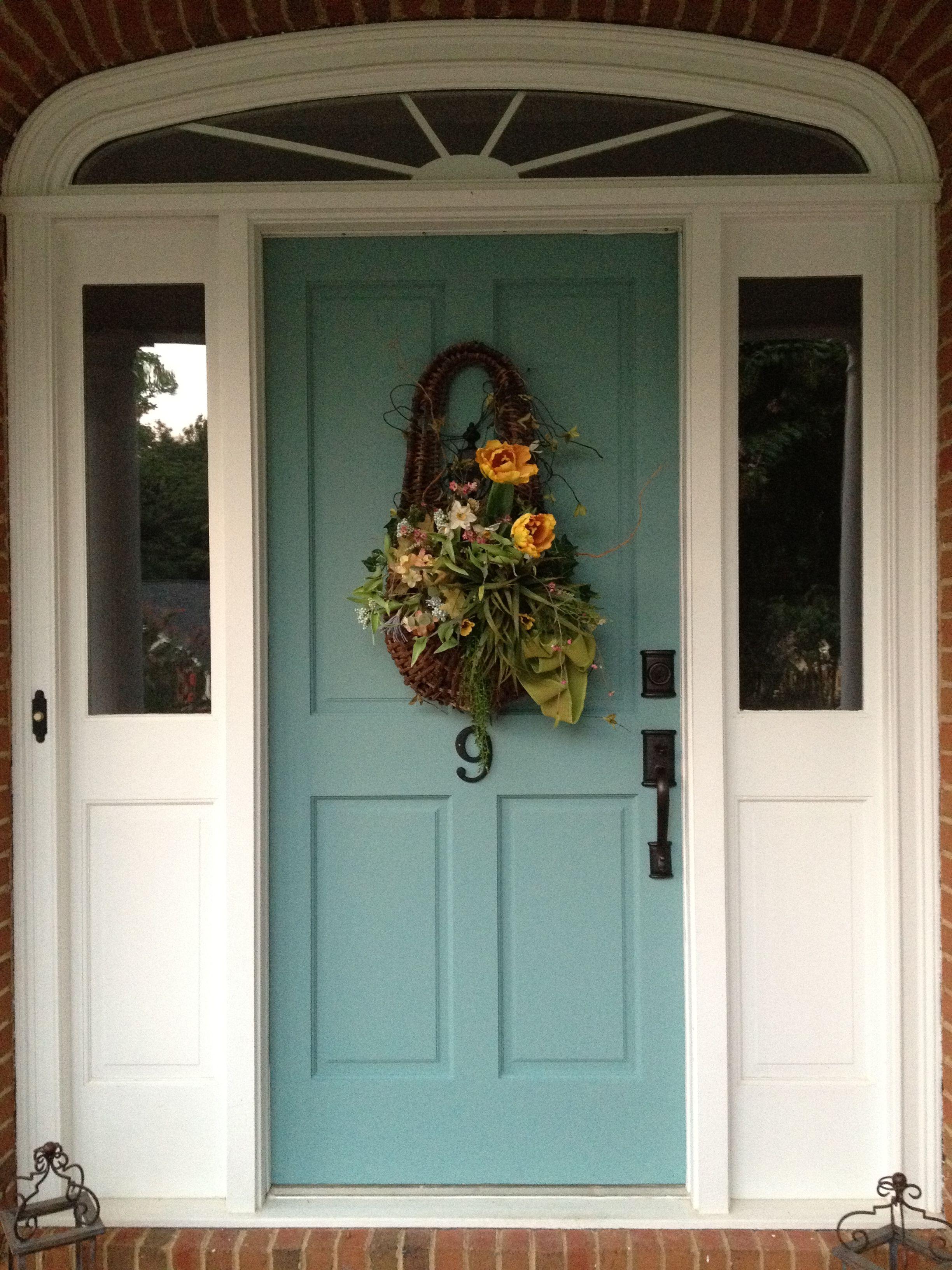 Benjamin Moore Garage Door Colors