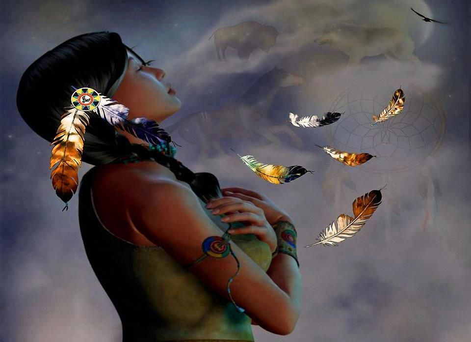 Native American Art & Spirituality~