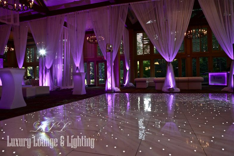 Luxury Lounge and Lighting Intelligent Lighting Starlit ...