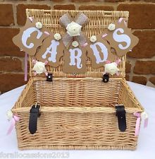 Wedding Card Post Box Favours Gifts Wishing Well