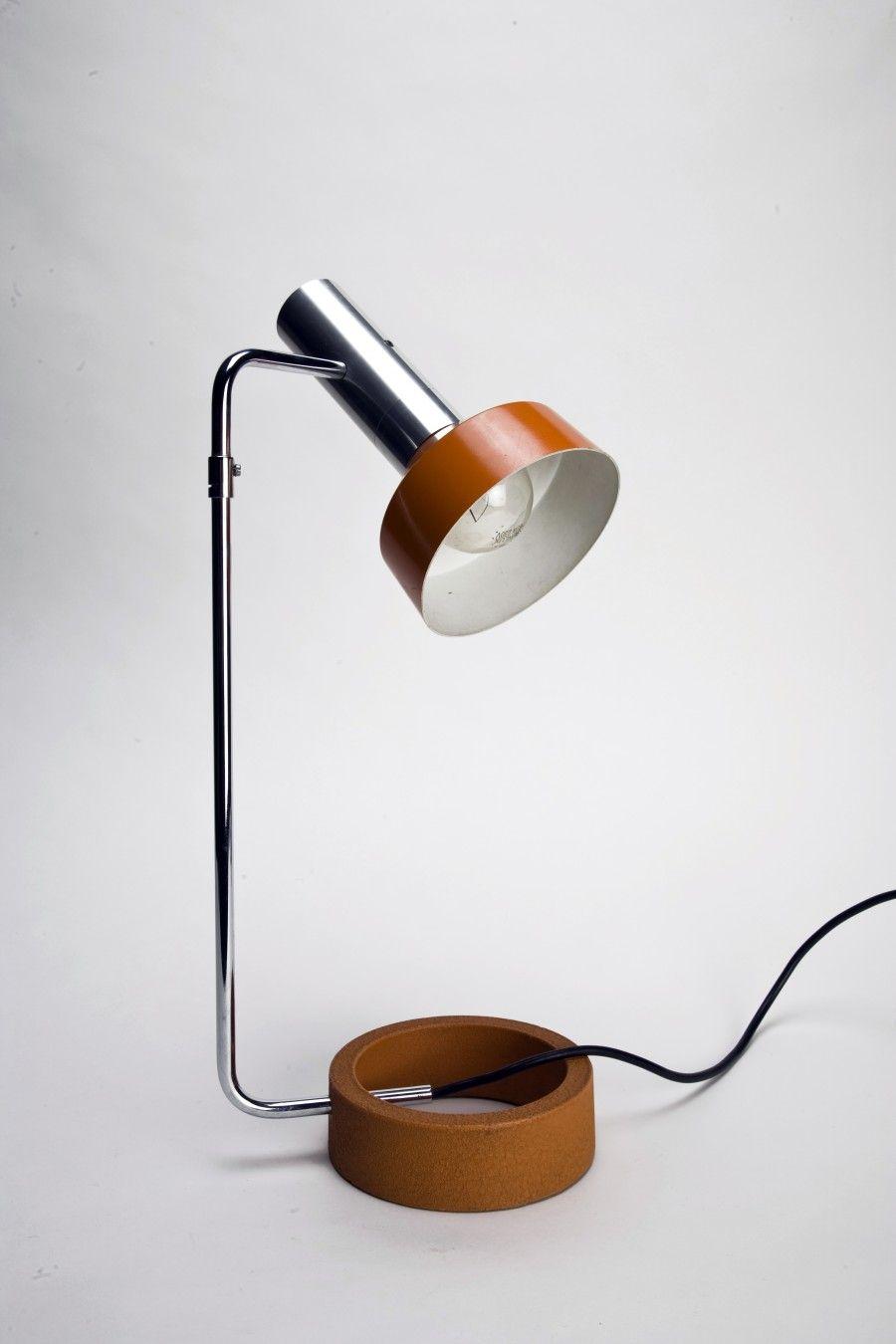 Orange Baltensweiler Desk Lamp Minilux Designer Rico Baltensweiler Producer Baltensweiler Ag Schreibtischlampe Bauhaus Lampen Lampen