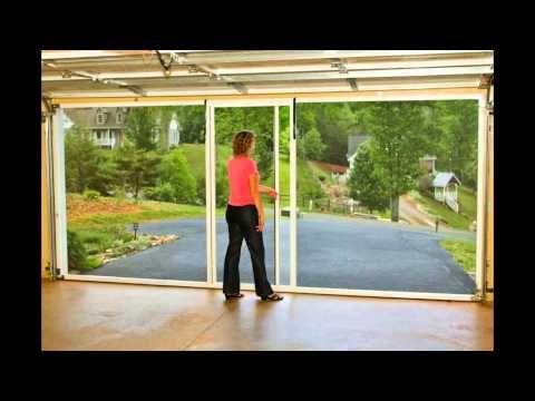 Garage screen doors by homedecorelitez.com