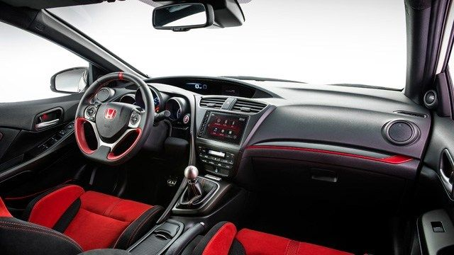 2020 Honda Ridgeline Type R Interior Honda Civic Type R Honda Civic 2015 Honda Civic