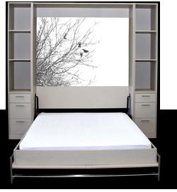 Australian Made Wall Beds Laminex fold away beds