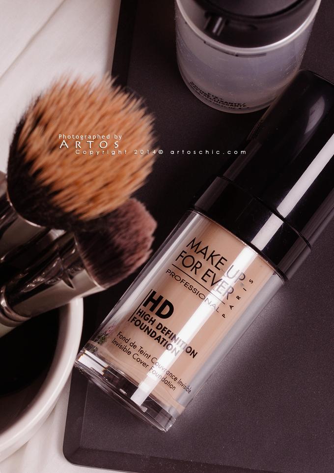 Make Up Forever Hd Foundation Invisible Cover Foundation تجربتي مع كريم أساس ميك أب فورايفر إتش دي How To Make Make Up Makeup