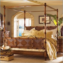 astounding tommy bahama bedroom furniture white | Tommy Bahama Bed | Dream home design, British colonial ...
