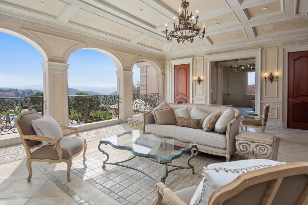 Mediterranean living rooms homes westlake village victorian bedroom furniture ideas also home decor style guide for   of photos rh pinterest