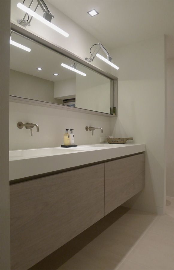 Ontwerp badkamer Sittard - klussen/ interieur | Pinterest - Ontwerp ...