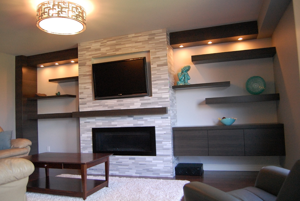 Modern Fireplace Tv Set Up Google Search Wall Mounted