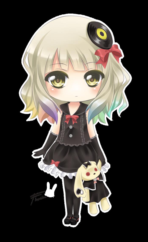 Cute little chibi Cute anime chibi, Kawaii chibi, Chibi