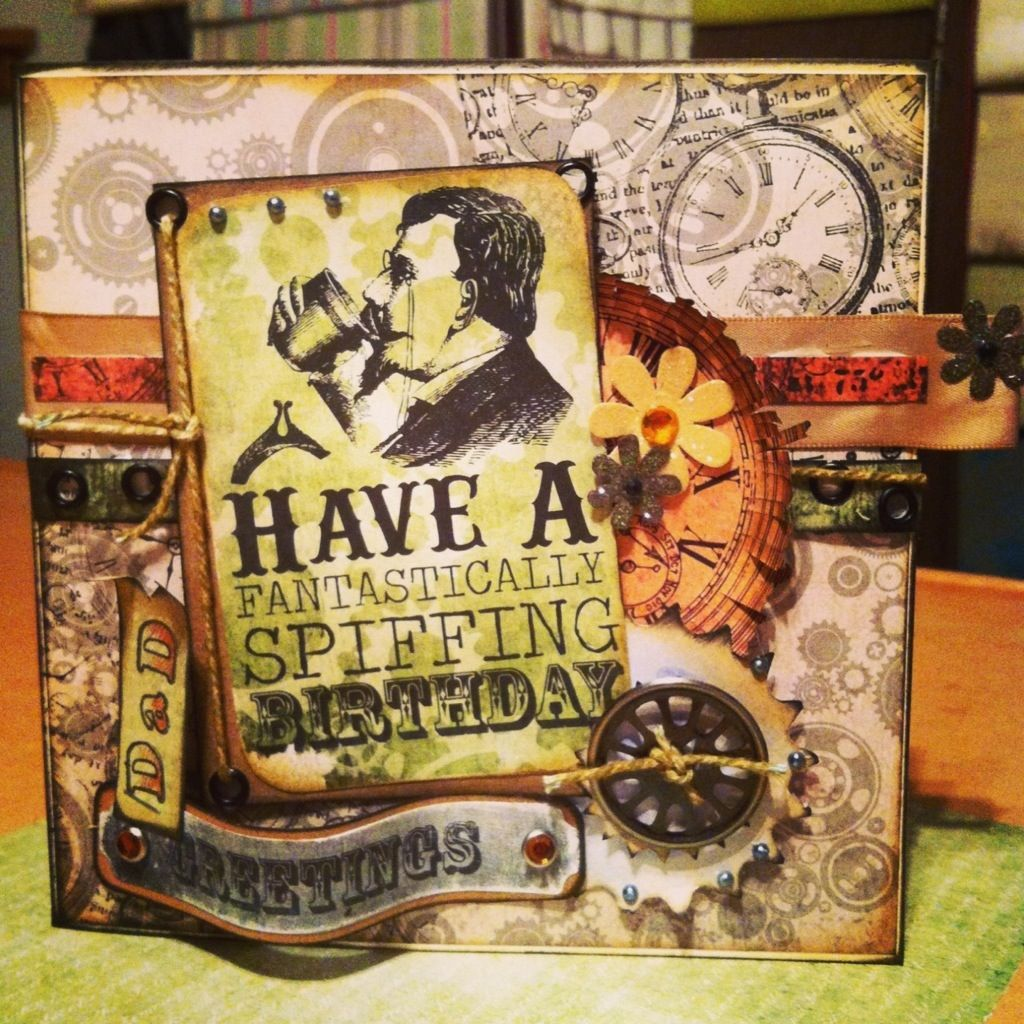 birthday wishes steampunk Google Search Steampunk – Steampunk Birthday Card