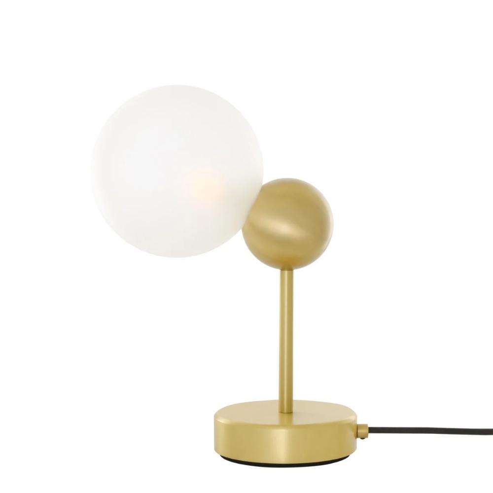 Helena Glass Ball Table Lamp Table Lamp Lamp Glass Ball