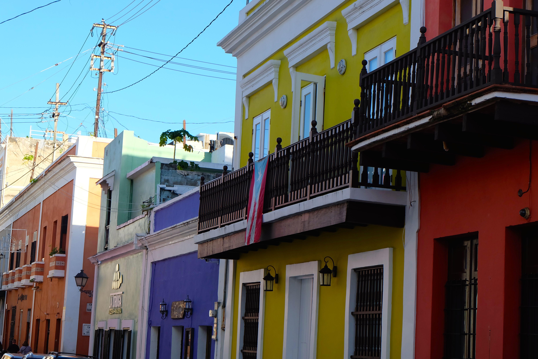 Old San Juan. San Juan, Puerto Rico