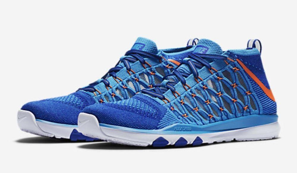 Men's Shoe Nike Train Ultrafast Flyknit 843694 464 Athletic