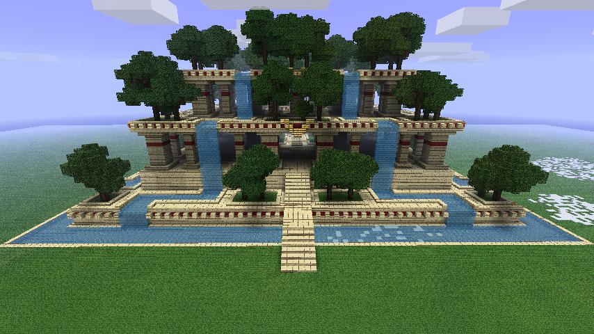 Maison Minecraft Magnifique. | Projets à essayer | Pinterest