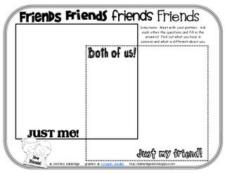 friendship activity