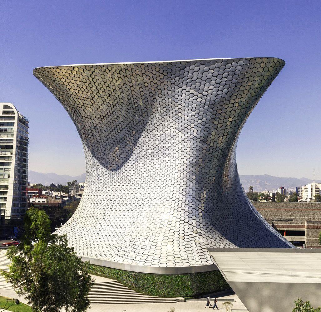 Galeria de Museu Soumaya / FR-EE / Fernando Romero Enterprise - 12
