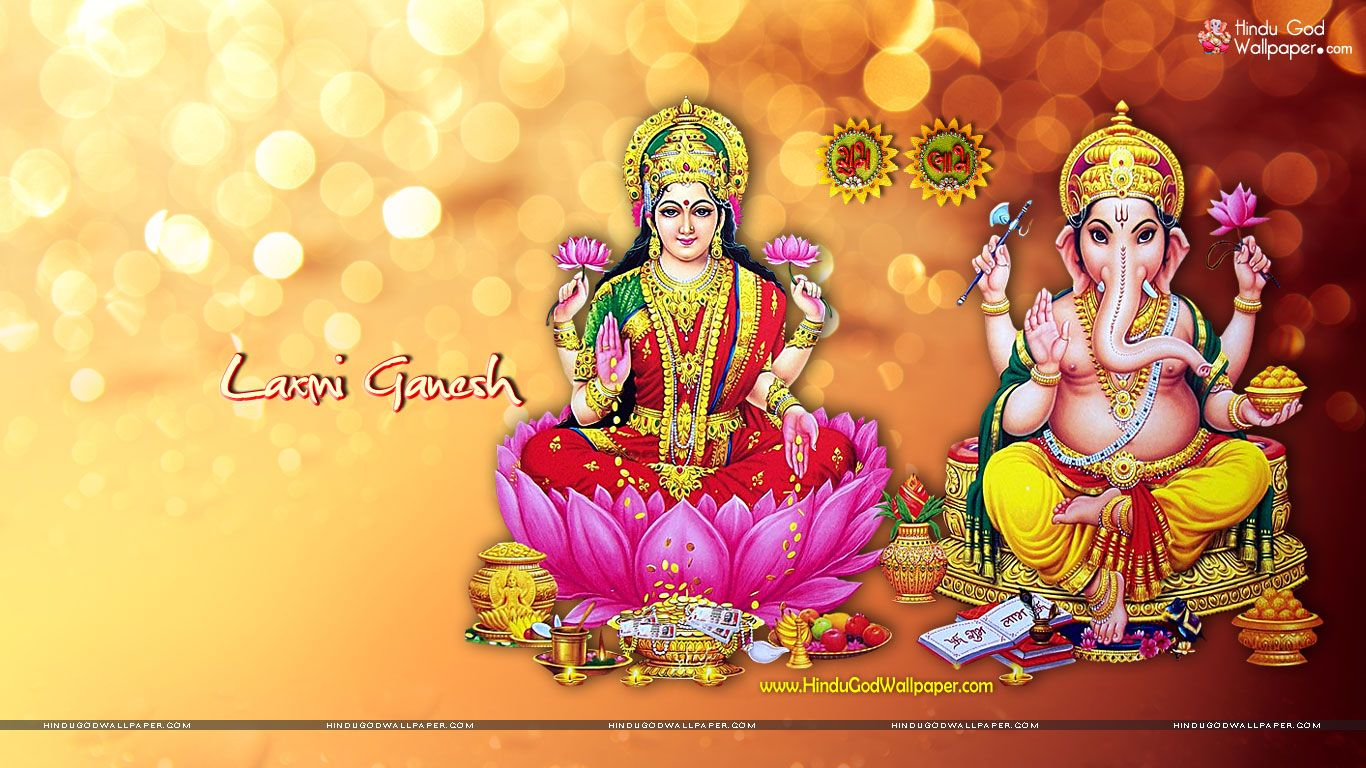 God Ganesh Maa Laxmi Desktop Hd Wallpapers Download Ganesh Wallpaper Ganesh Photo Lord Krishna Hd Wallpaper