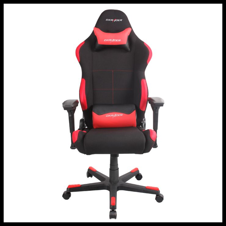 Tremendous Dxracer Office Chairs Oh Rc01 Nr Gaming Chair Fnatic Racing Theyellowbook Wood Chair Design Ideas Theyellowbookinfo