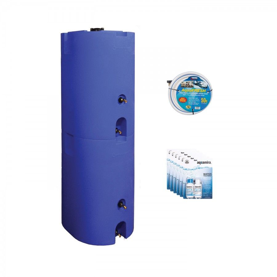320 Gallon Ultimate Water Reserve Combo Water Storage Water Storage Containers Storage
