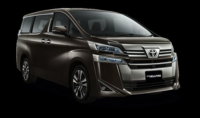 Harga Mobil Toyota Vellfire Baru Dan Bekas Terbaik