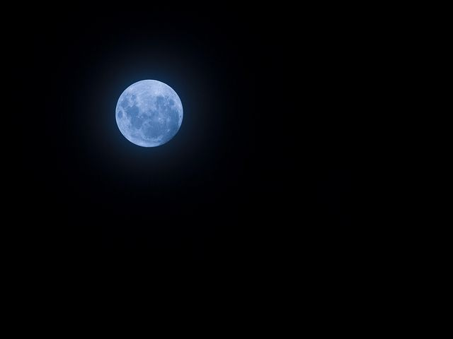 Blue Moon Meaning And Symbolism Of Blue Moon Blue Moon And Moon