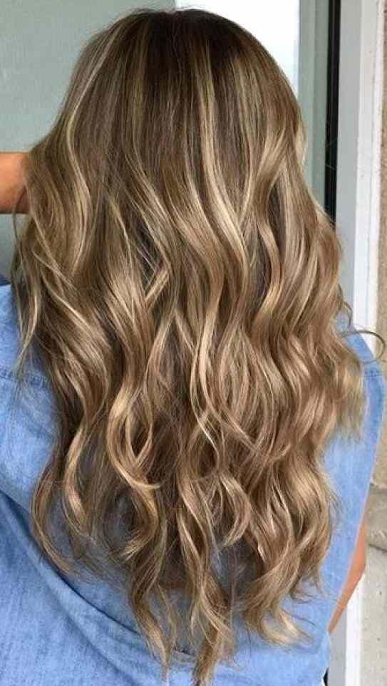 Die Besten 25 Haarfarben Blond Mit Strähnen Ideen Frisuren