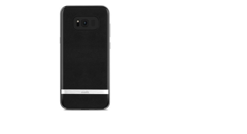Moshi Napa Case Samsung Galaxy S8 Plus S8 Handyhulle Schutzhulle Backcover Samsung Schutzhulle Handy