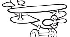 Risultati immagini per disegno aereo