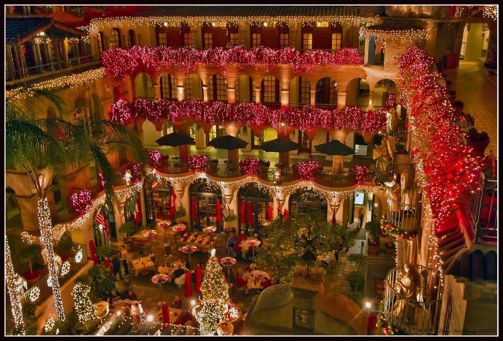 Festival Of Lights Riverside 2020.Festival Of Lights At The Mission Inn Riverside California