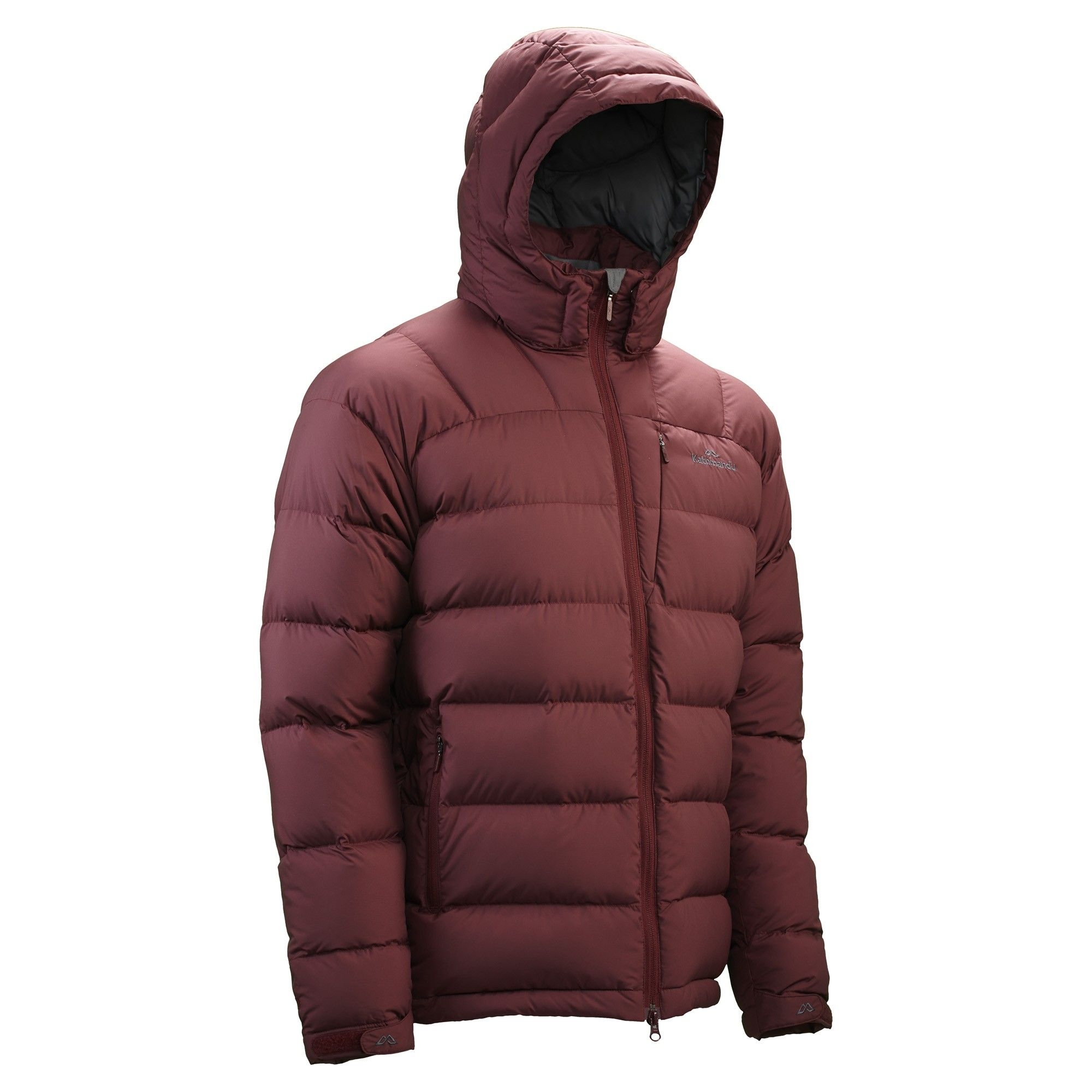 Buy Goose Down Men's Hooded Jacket v4 - Autumn Port online at ...